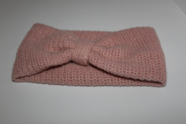 Knitted Haarband Roze