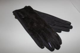 Handschoen Slang Grijs