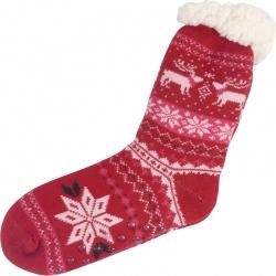 Kerstokken Noors Sneeuwvlok