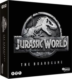 bordspel Jurassic World