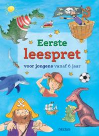 eerste leespret - voor jongens vanaf 6 jaar