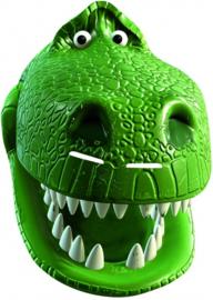 gezichtsmasker Rex Toy Story 4 maat one size