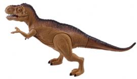 Dino Planet Tyrannosaurus 25 cm jongens bruin