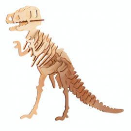 3D dinosaurus puzzel hout T-Rex
