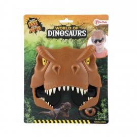 feestbril World of Dinosaurs junior bruin