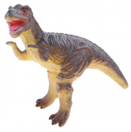 Animal World Albertosaurus 24 cm bruin