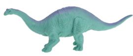 opgravingsset dinosaurus 4-delig blauw