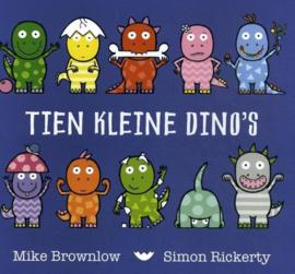Tien kleine dino's
