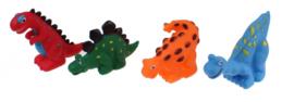 speelfiguren Dinosaurussen 8 cm junior 8 stuks