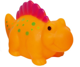 WATERWORLD: WATERPISTOOL DINOSAURUS ORANJE