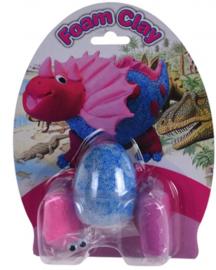 Kleiset  Dino roze
