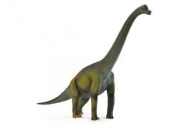prehistorie: Brachiosaurus 18 cm groen speelfiguur