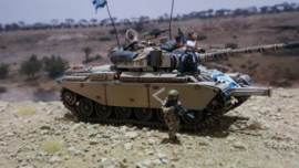 1:72 IDF Centurion Shot Cal