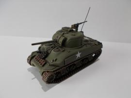 1:72 WW2 American M4A1 75 Sherman