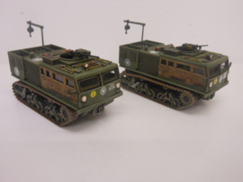 1:72 WW2 American M4 High Speed Tractor