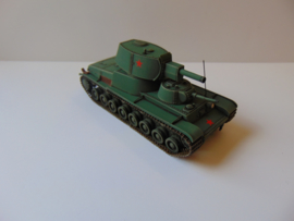 1:72 WW2 Russian T-100Z
