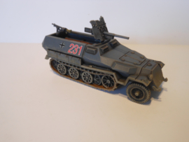 1:72 WW2 German Sdkfz 251/10 Ausf C