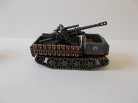 1:72 WW2 German RSO 105mm