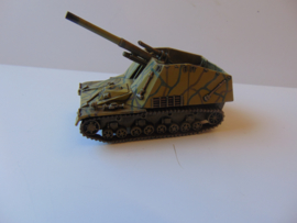 1:72 WW2 German Hummel SPG