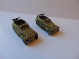 1:72 WW2 German Sdkfz 250/7