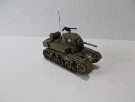 1:72 WW2 American M3A1 Stuart