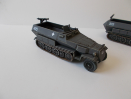 1:72 WW2 German Sdkfz 251/1 Ausf C