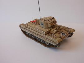 1:72 WW2 German Panzerkampfwagen MK III 749(e)