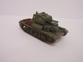 1:72 WW2 British Cruiser A9 CS