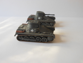 1:72 WW2 German Panzer I Ausf A Negrilo 20mm