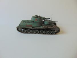 1:72 WW2 Russian T-100