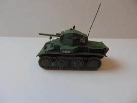 1:72 WW2 British Tetrarch MK VII Light Tank