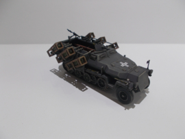 1:72 WW2 German Sdkfz 251/1 Stuka Zu Fuss Ausf C