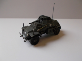 1:72 WW2 German Sdkfz 222