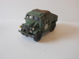 1:72 WW2 British Morris Quad Tractor