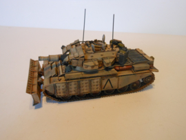 1:76 British Centurion AVRE 165mm