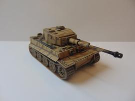 1:72 WW2 German Tiger I Ausf E
