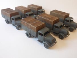 1:72 WW2 German Cargo Truck