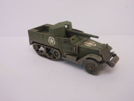 1:72 WW2 American M3 75mm Halftrack