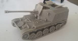 1:72 French AMX 105MM SPG