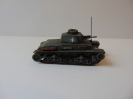 1:72 WW2 German Panzer 35(t) Light Tank