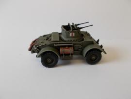 1:76 WW2 British Staghound AA Frazer Nash Turret Armoured Car