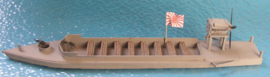 1:72 WW2 Japanese Landing Craft