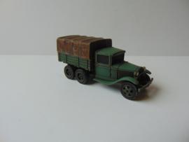 1:72 WW2 Russian Gaz AAA Truck