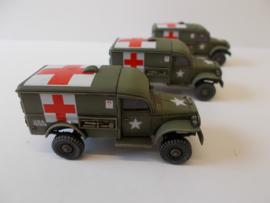 1:72 WW2 U.S Softskins