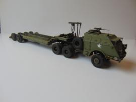 1:72 WW2 American M25 Tank Transporter