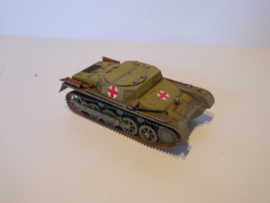 1:72 WW2 German Panzer I Ausf A Ambulance