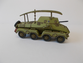 1:72 WW2 German Sdkfz 263 8 Rad Command (No Shield)