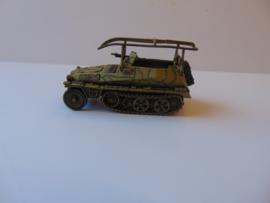 1:72 WW2 German Sdkfz 250/3 Funkpanzerwagen
