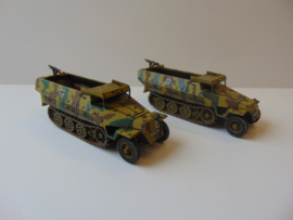 1:72 WW2 German Sdkfz 251/18 Ausf D (Map Extension)