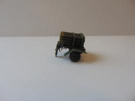 1:72 WW2 British Land Mattress Rocket Battery
